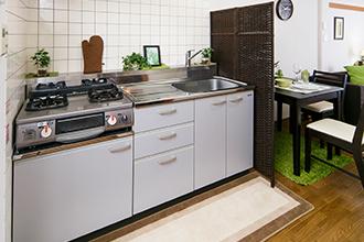 サービス付高齢者向け住宅 万葉のさと梶ヶ谷 キッチン