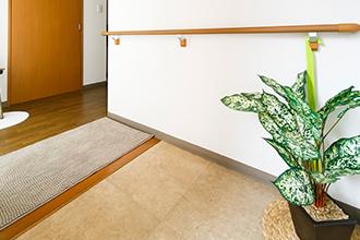サービス付高齢者向け住宅 万葉のさと梶ヶ谷 バリアフリー設計
