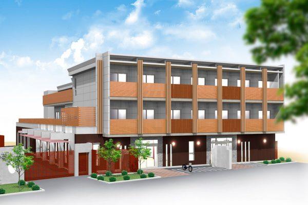 万葉のさと 溝の口 リハビリ特化型介護施設 住宅型有料老人ホーム