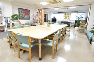 介護付き有料老人ホーム 横浜 施設のご紹介