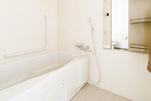 万葉のさと 横浜 身体状況に合せた入浴